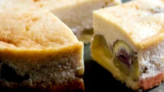 栗峰(りほう)のチーズケーキ
